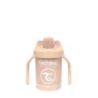 TWISTSKAKE MINI CUP PASTEL BEIGE  230 ML 4+M