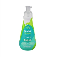 BETRES ON GEL DE BAÑO ESPUMA BAMBÚ Y TÉ VERDE 600 ML